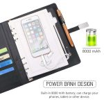 8000mAh-Power-Bank-Vintage-Notebook-Multi-Functional-Notebook-Charging-Note-Book-Binder-Spiral-Diary-Book-With (3)