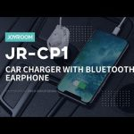CAR CHARGER WITH BLUETOOTH