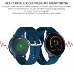 HEART RATE BLOOD PRESSURE MONITORING
