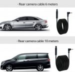 Rear camera cable 6 meters