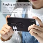 Playing while charging