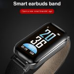Smart earbuds band