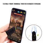 ULTRA-THIN MOBILE TOUCH SCREEN FINGER
