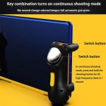 Key combination turns on continuous shooting mode