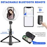 DETACHABLE BLUETOOTH REMOTE