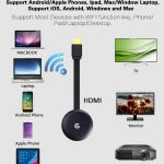Support AndroidApple Phones, Ipad, MacWindow Laptop,