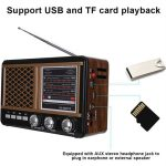 Support USB and TF card playback