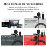 Three interfaces are fully compatible