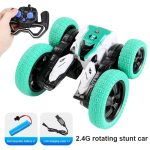 2.4G rotating stunt car