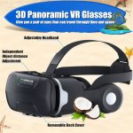 3D Panoramic VR Glasses
