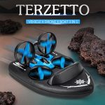 JJRC-H36f-Terzetto-3-In-1-Drone-Boat-Car-Water-Ground-Air-Mode-3-mode-Altitude