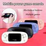 Mobile power game console