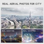 REAL AERIAL PHOTOS FOR CITY