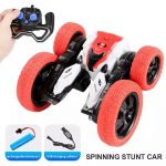 rechargeable battery«1 USB charging cablexi SPINNING STUNT CAR