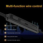 Multi-function wire control