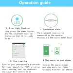 Operation guide